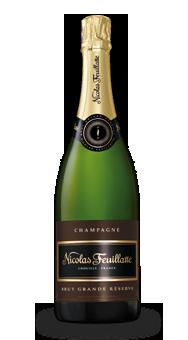 Champagne Nicolas Feuillatte Brut Grande Réserve