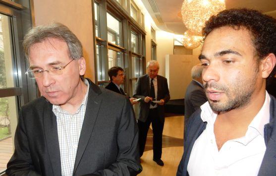MDB Patrice Rey et Olivier Zekri