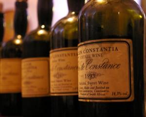 Afrique du Sud, le mythique Vin de Constance (Klein Constantia)