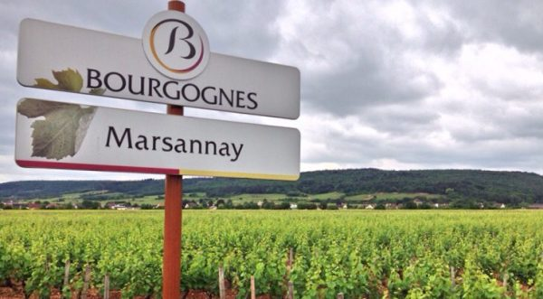 Marsannay (Côte de Nuits) Bourgogne