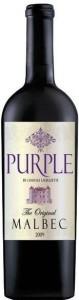 Purple, un 100 % malbec du château Lagrézette