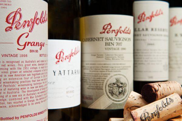 Top 50 des vins (les marques) les plus admirés du monde