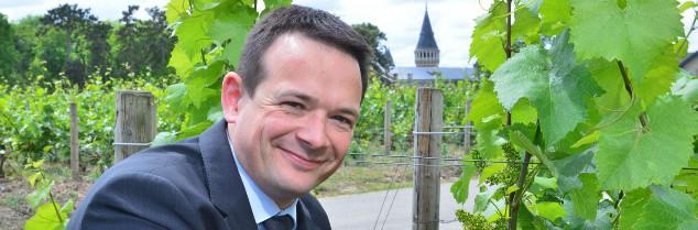 Champagne Pommery Clément Pierlot le nouveau Chef de caves depuis 2017