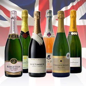 champagne en anglais