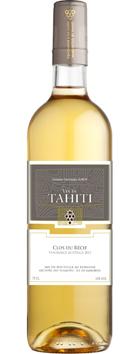 Le Clos du Récif, un vin blanc venu de Tahiti et issu du carignan rouge