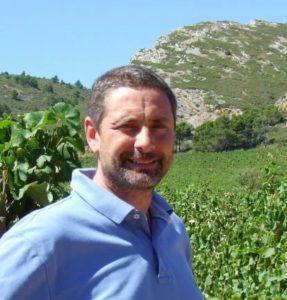 Pierre Borie, président de l'AOC Corbières-Boutenac est