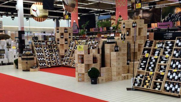 Foires aux vins septembre 2016