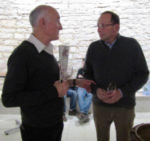 Jacky Rigaux et Bruno Clair,