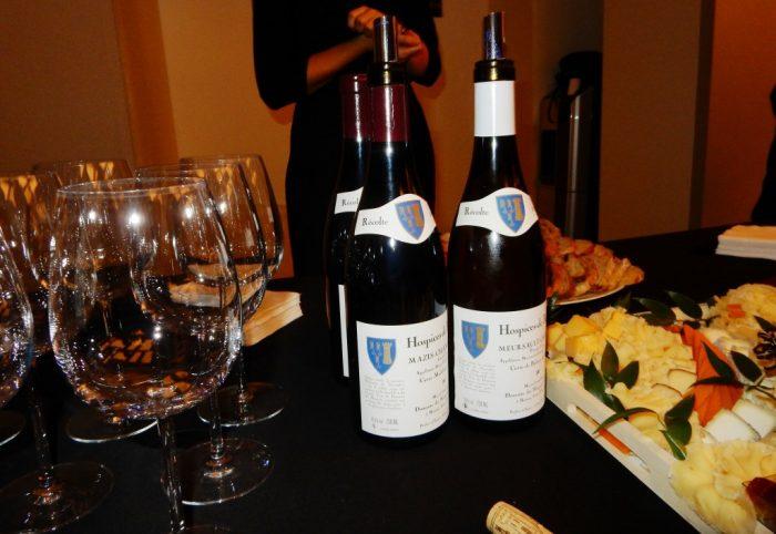 2 parmi les plus belles bouteilles 20120des Hospices de Beaune