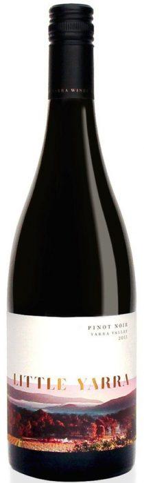 Pinot noir Little Yarra Australie