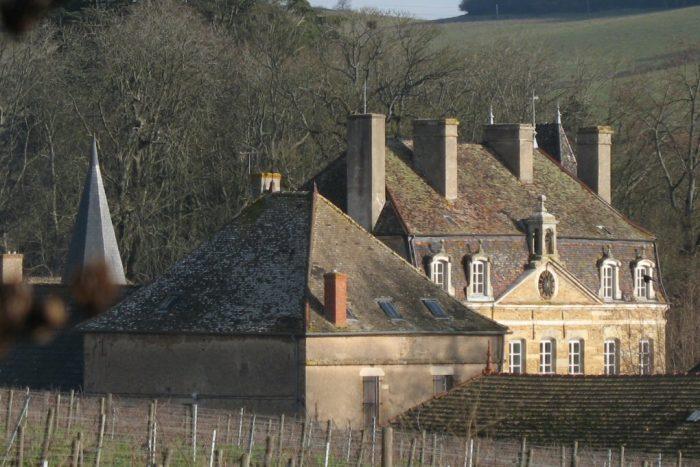 Le Château de Sassangy