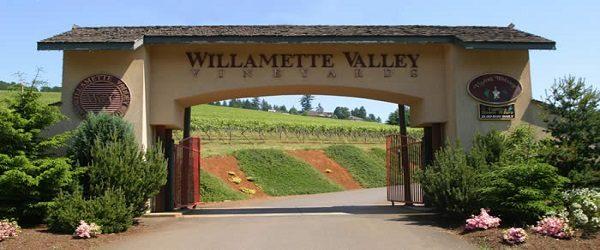Oregon, paradis du pinot noir (Willamette Valley)