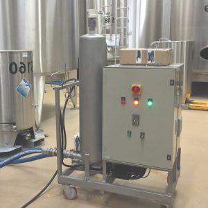 L'ozone en viticulture,  gaz qui soigne, nettoie, désinfecte…