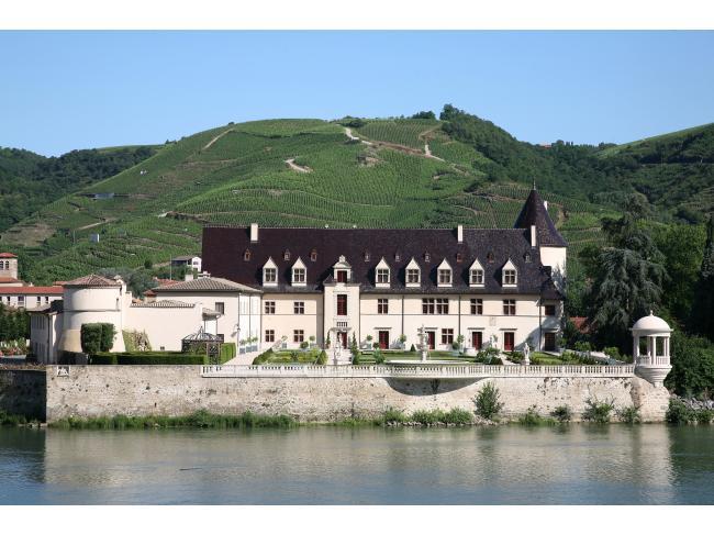 E. Guigal, château d'Ampuis