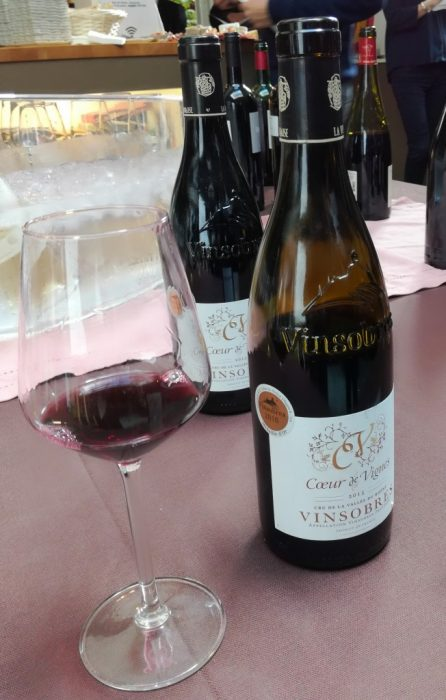 Leader Price Vinsobres Coeur de Vignes (Photo FC)