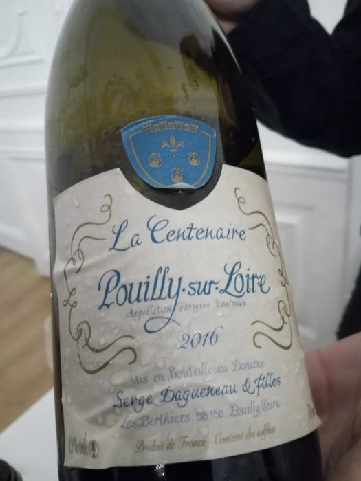 Pouilly su Loire