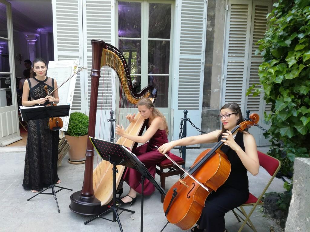 Trio à cordes Lidl
