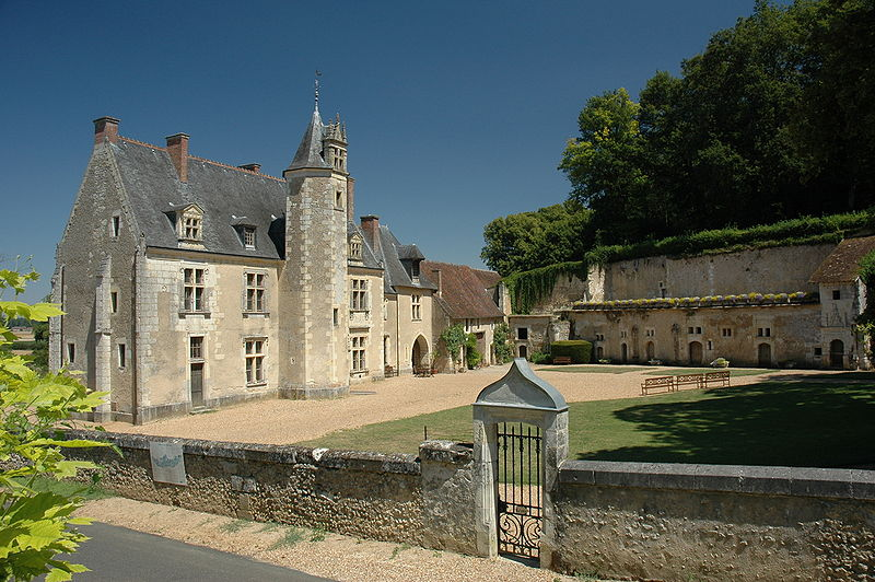 Vendômois manoir de la Possonnière