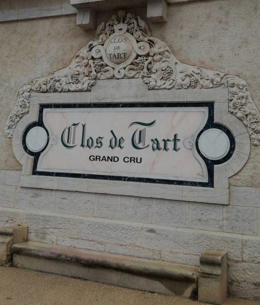 Clos de Tart Grand Cru de la Côte de Nuits à Morey-Saint-Denis (Bourgogne)