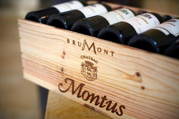 Château Montus s'est hissé parmi les plus grands vins du monde (Photo FC)