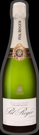 Ce Brut Réserve est la signature de la Maison élaboré à part égale à partir du pinot noir, du meunier et du chardonnay provenant de 30 crus différents.