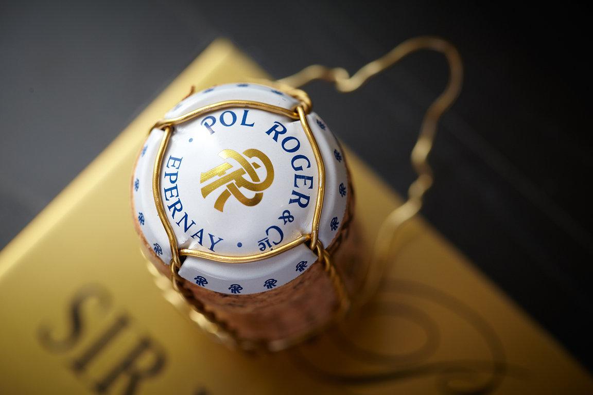 Pol Roger, une production annuelle de 1,6 millions de bouteilles