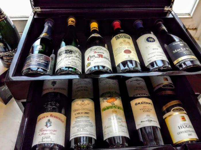 Pol Roger est membre de l'association Primum Familiae Vini qui regroupe le gotha de quelques uns des plus prestigieux domaines familiaux du monde (Photo FC)
