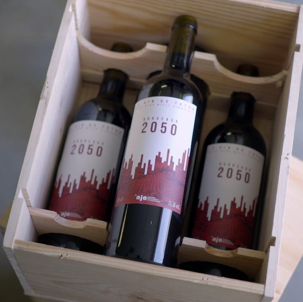 Bordeaux 2050, millésime du futur