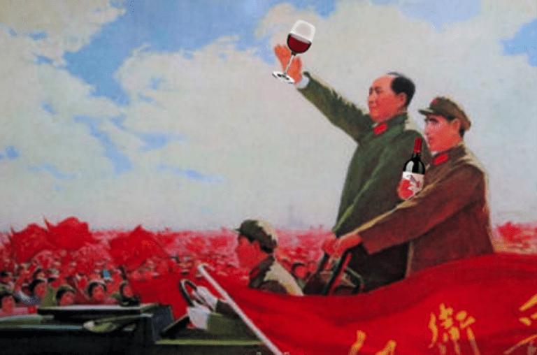 La Chine à la conquête du vin