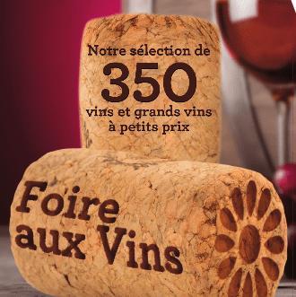 Foires aux vins septembre 2018 : les bonnes affaires !