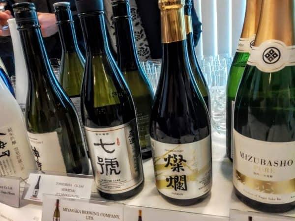 Le Japon compte plus de 1000 brasseurs qui fabrique près de 10 000 sakés différents (Photo FC)