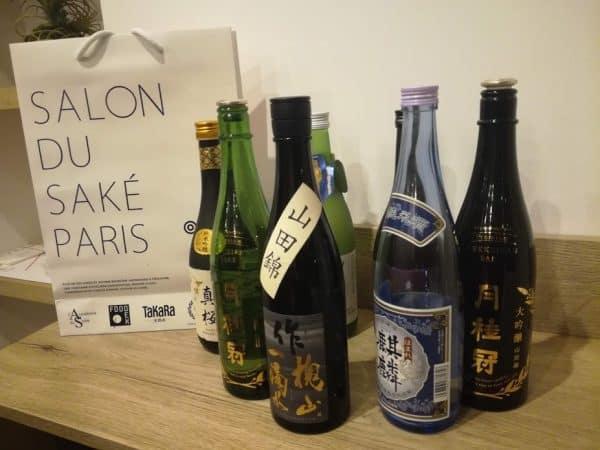 Salon du Saké 2018, 500 sakés présentés et 7 préfectures emblématiques du Japon présentes pour cet événement (Photo FC)