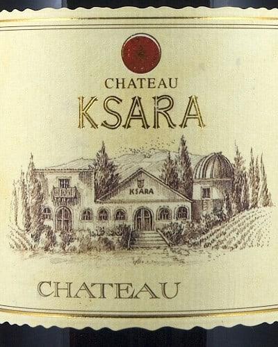 Ksara est le plus ancien domaine viticole du Liban.. Il a été créé en 1857 par les jésuites et son nom serait une traduction approximative de château franc. A droite, premier observatoire du Moyen-Orient installé en 1902
