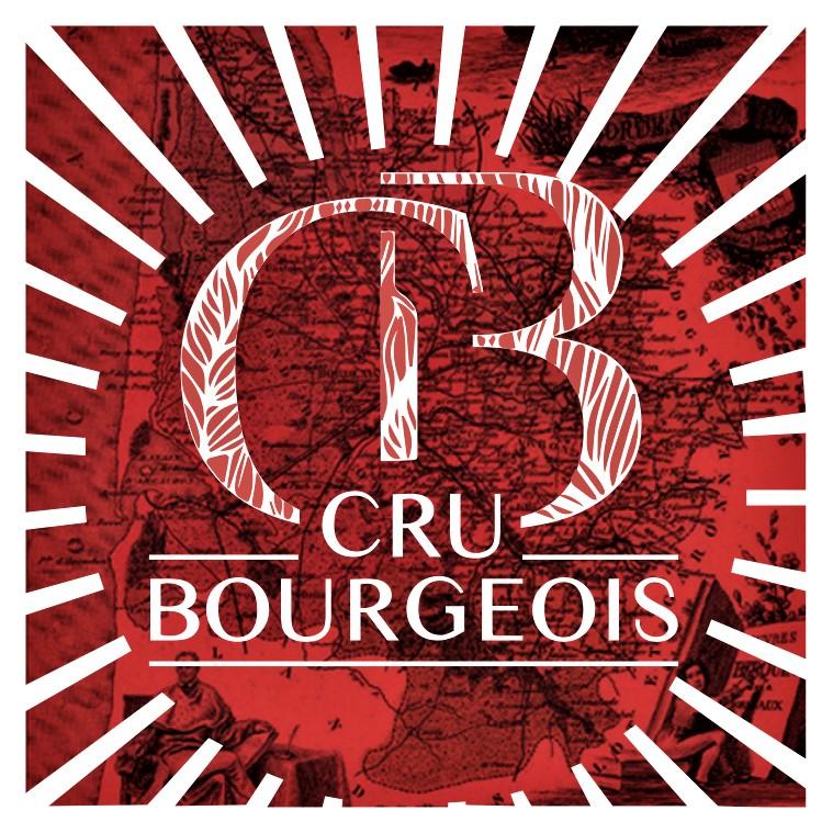 Logo des Crus Bourgeois 2018 (Millésime 2016)
