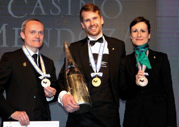 Le concours du Meilleurs Sommelier du Monde qui eut lieu à Mendoza e Argentine fut remporté par le suédois Jon Arvid devant deux français, David Biraud et Julie Dupouy ( qui concourait pour l'Irlande).