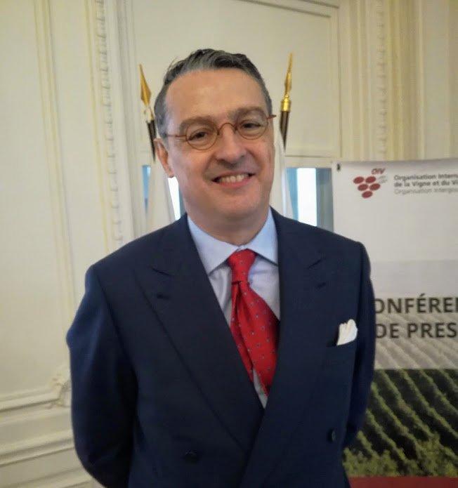 Pau Roca, le nouveau directeur général de l'OIV depuis le 1er janvier 2019. Auparavant, il était à la tête de la Fédération Espagnole du Vin (FEV) qu'il a dirigée pendant plus de 20 ans.(Photo FC)
