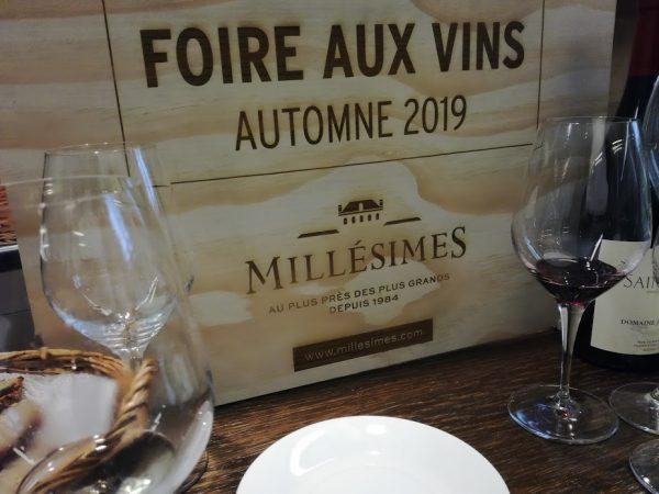 Foire aux vins septembre 2019 (5) : bonnes affaires, coups de cœur de 2 autres enseignes : Millésimes et Netto.