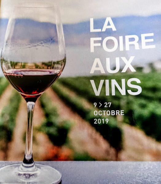 Foire aux vins septembre 2019 (3) : bonnes affaires, coups de coeur Monoprix, Nicolas, Lavinia.