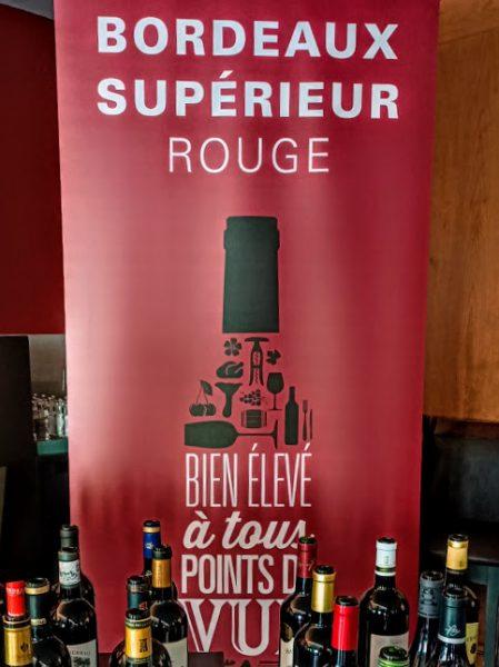 Bordeaux rouge et Bordeaux supérieur rouge, les 12 talents de Bordeaux 2019 (millésime 2017)
