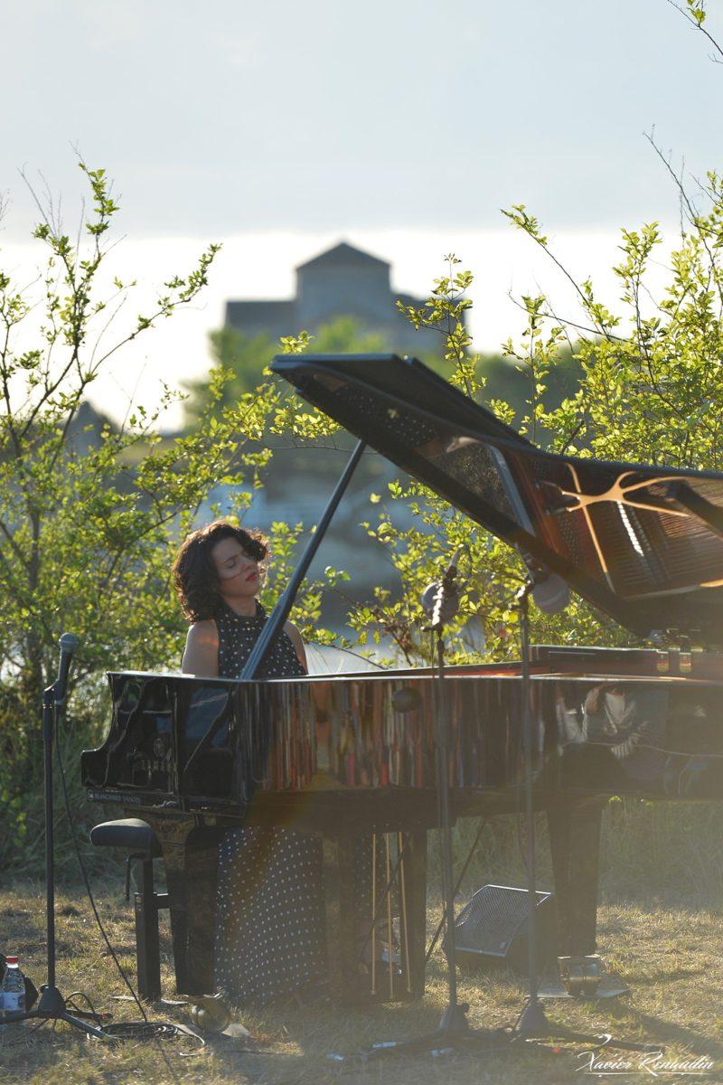 La grande pianiste Kathia BuniatishviliBunia